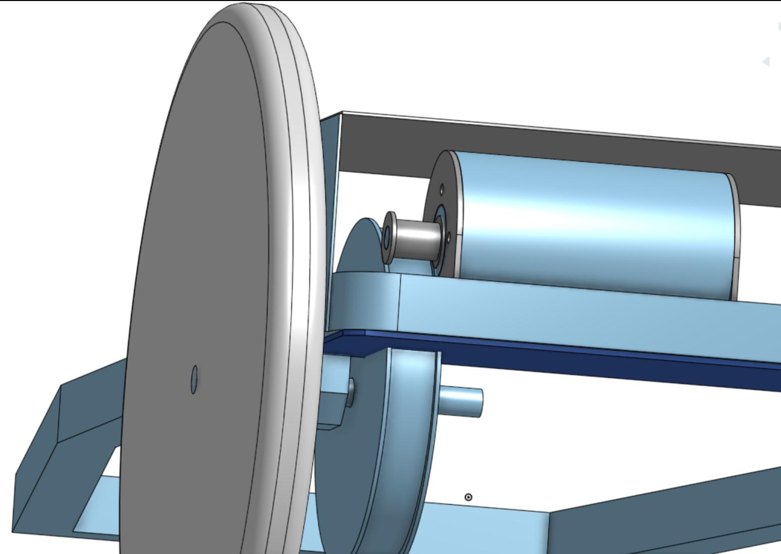 CAD model shows error