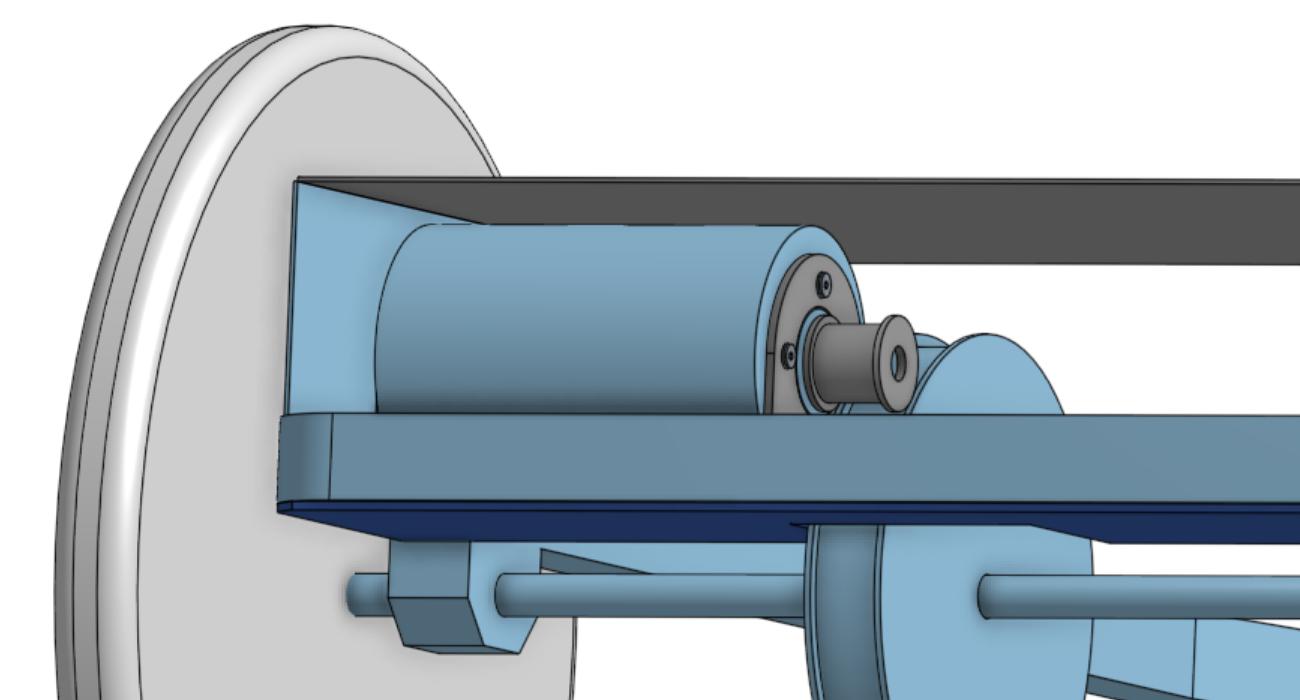 CAD model angle1