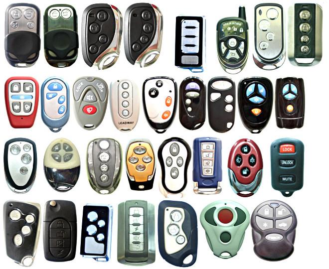 RF Remotes